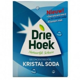 DRIEHOEK KRISTAL SODA 600 GR.