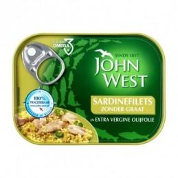 JOHN WEST SARDINEFILETS...