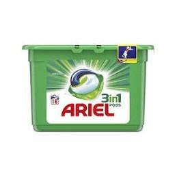 ARIEL DETERGENTE 3-EN-1 11...