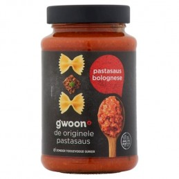 G'WOON PASTASAUS BOLOGNESE...