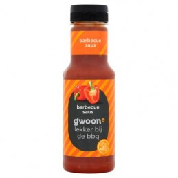 G'WOON BARBEQUESAUS 300 ML.