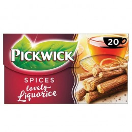PICKWICK ZOETHOUT THEE 40 GR.