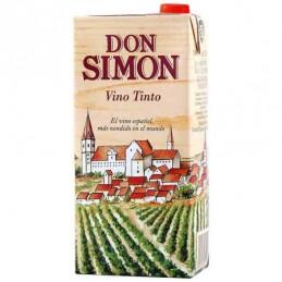 DON SIMON VINO TINTO BRIK 1...