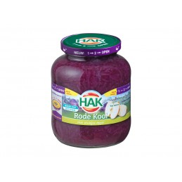 HAK RODE KOOL APPEL 710 ML.