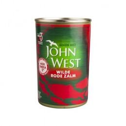 JOHN WEST WILDE RODE ZALM...