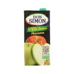 DON SIMON ZUMO MANZANA 1 LTR.