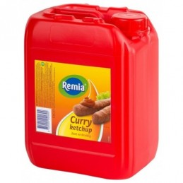 REMIA CURRY KETCHUP 5 LTR.