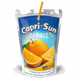 CAPRI-SUN ZUMO NARANJA 200 ML.