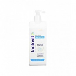 LACTOVIT BODY MILK 400 ML.
