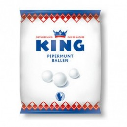 KING PEPERMUNTBALLEN 250 GR.