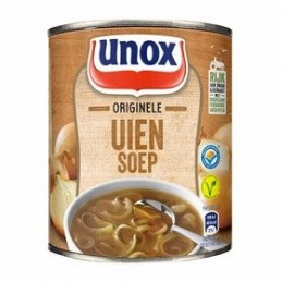 UNOX STEVIGE UIENSOEP 800 ML.