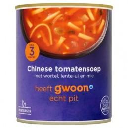 G'WOON CHINESE TOMATENSOEP...