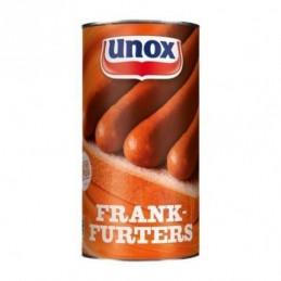 UNOX FRANKFURTER 550 GR.