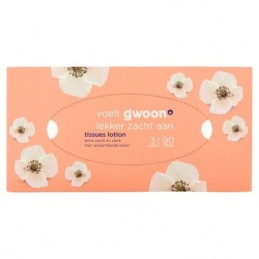 G'WOON TISSUES LOTION 3...
