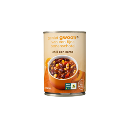 G'WOON CHILI CON CARNE 400 GR.