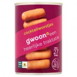 G'WOON COCKTAIL WORSTJES...