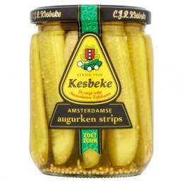 KESBEKE AUGURKEN STRIPS 550...