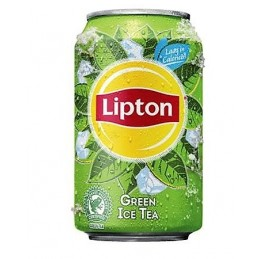 LIPTON ICE TEA GREEN BLIK...