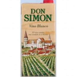 DON SIMON VINO BLANCO BRIK...