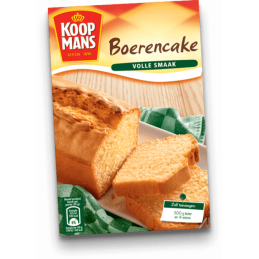 KOOPMANS MIX VOOR...
