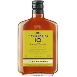 TORRES 10 BRANDY 35 CL.