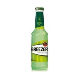 BREEZER LIME FLES 24x275 ML.