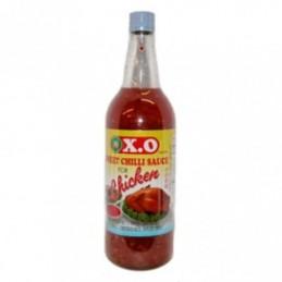 X.O. CHILISAUS 700 ML.