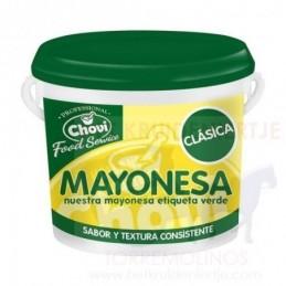 CHOVI MAYONESA CUBO 3,60 KG.