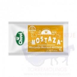CHOVI MOSTAZA ZAKJES 378x6 GR.