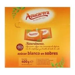 AZUCARERA AZÚCAR SOBRES 400 GR.