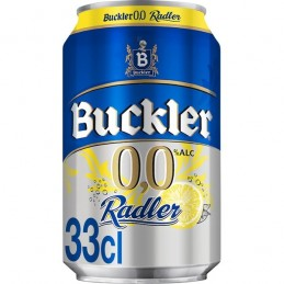 BUCKLER RADLER 0,0% BLIK...