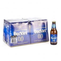 BUCKLER 0,0% FLES 24x25 CL.