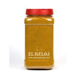 EL RELOJ CURRY INDIA 720 GR.
