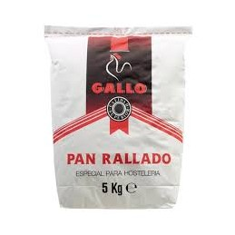 GALLO PAN RALLADO...