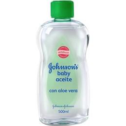 JOHNSONS ACEITE ALOE VERA...