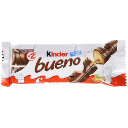 KINDER BUENO CHOCOLATE...