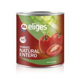 IFA-ELIGES TOMATE NATURAL BLIK 390 GR.