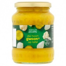 G'WOON PICCALILLY 330 GR.