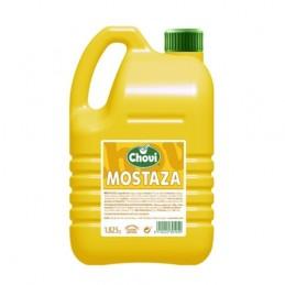 CHOVI MOSTAZA 1,825 KG.