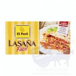 EL PAVO PLACAS PARA LASAÑA...