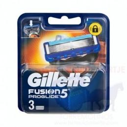GILLETTE FUSION 5 PROGLIDE...