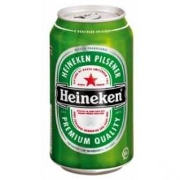 HEINEKEN BLIK 33 CL.