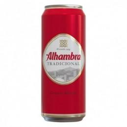ALHAMBRA ROJA BLIK 50 CL.