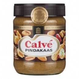 CALVE PINDAKAAS 350 GR.