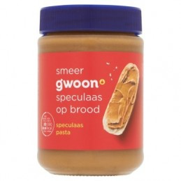 G'WOON SPECULAAS PASTA 400 GR.