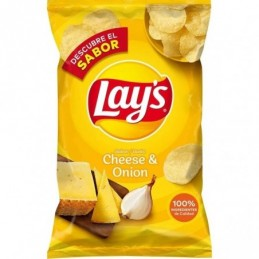 LAYS CHEESE & ONION 160 GR.
