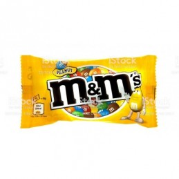M&M'S PEANUTS SINGLE 45 GR.