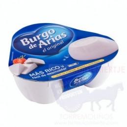 BURGO DE ARIAS QUESO FRESCO...