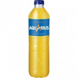 AQUARIUS NARANJA FLES 1,5 LTR.