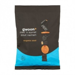 G'WOON ZOUTE DROPMIX 400 GR.